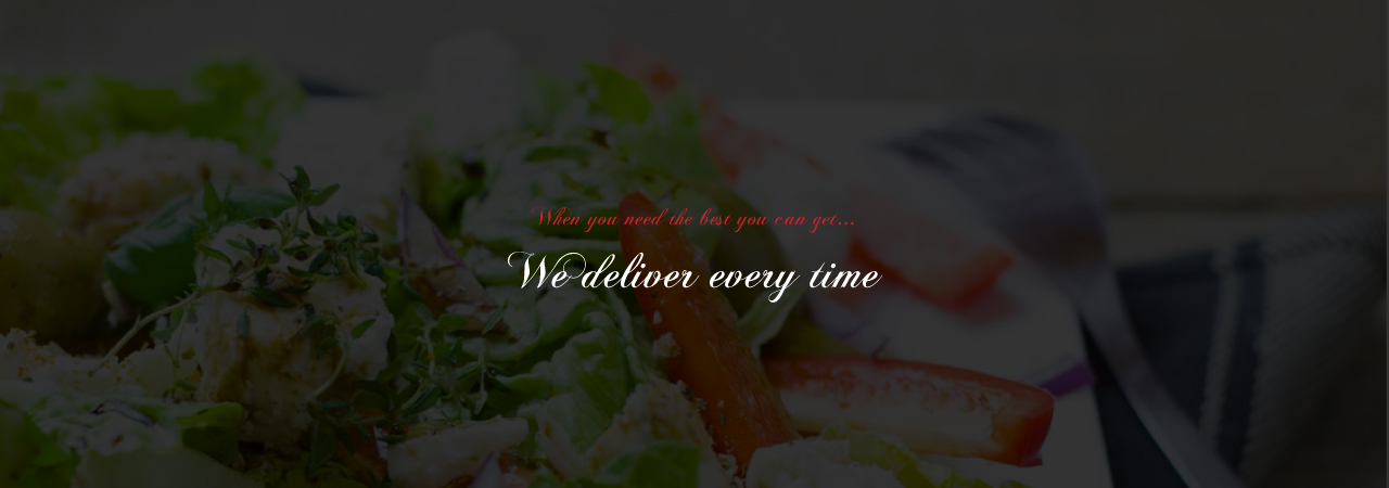 Foodfare Catering Dublin - We Deliver Every Time Background Image